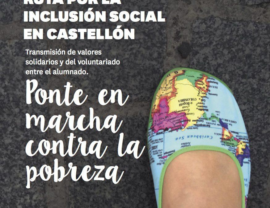 Estudiantes de Castellón han inciado esta semana una ruta de 7 visitas guiadas a ONG que trabajan con personas en riesgo de pobreza y exclusión