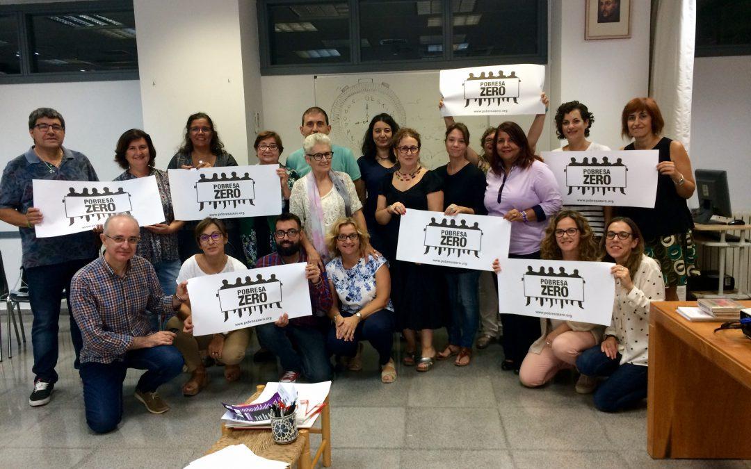 Codifiva y Fundación Iniciativa Solidaria Ángel Tomás ingresan en la Red Europea de Lucha contra la Pobreza de la C.Valenciana