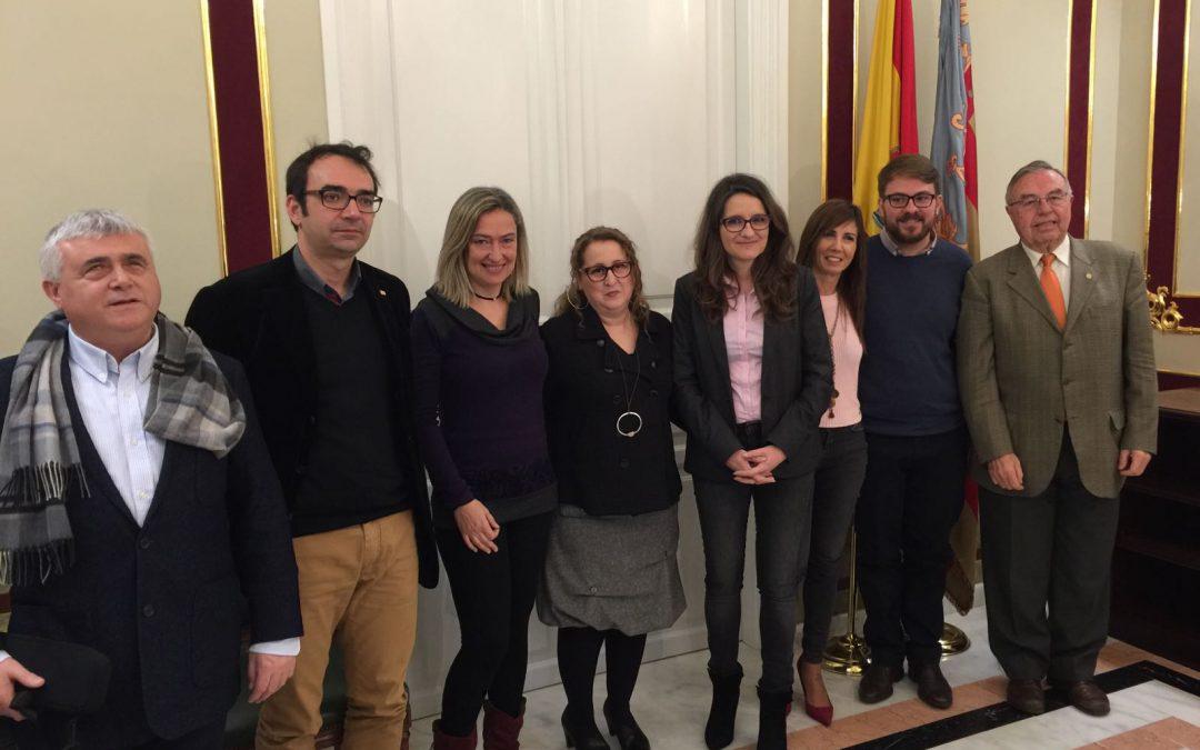 La Plataforma del Tercer Sector reclama a la Generalitat una Comisión de Diálogo Civil que aborde las políticas de acción social