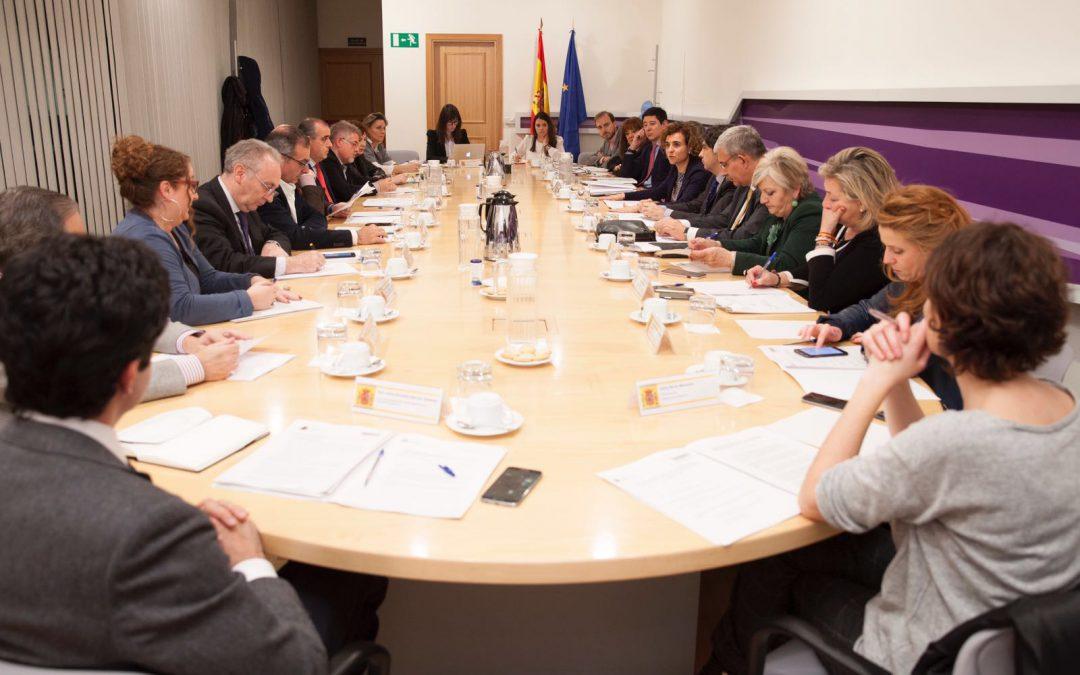 La Plataforma del Tercer Sector y el Gobierno reanudan las sesiones de la Comisión para el Diálogo Civil