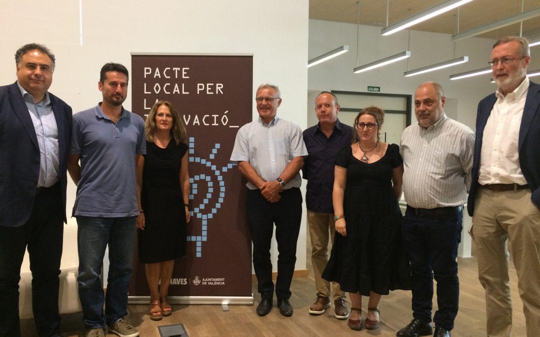 EAPN CV signa un Pacte per la Innovació Inclusiva