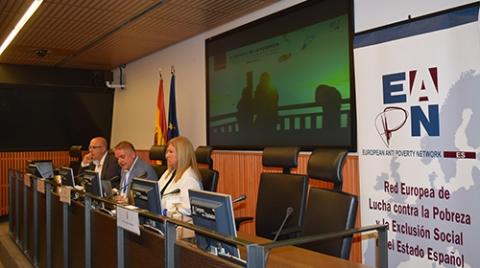 El riesgo de pobreza y exclusión social se sitúa en  el 30,5% y afecta a 1.512.790 personas en la C.Valenciana