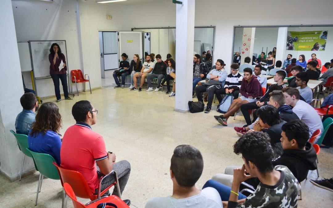Administración y jóvenes hablarán sobre el acceso de la juventud al ocio y la cultura como derecho para la inclusión social