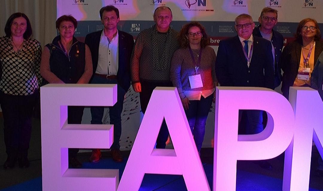 La EAPN C.Valenciana entra en la Comisión Permanente de EAPN España