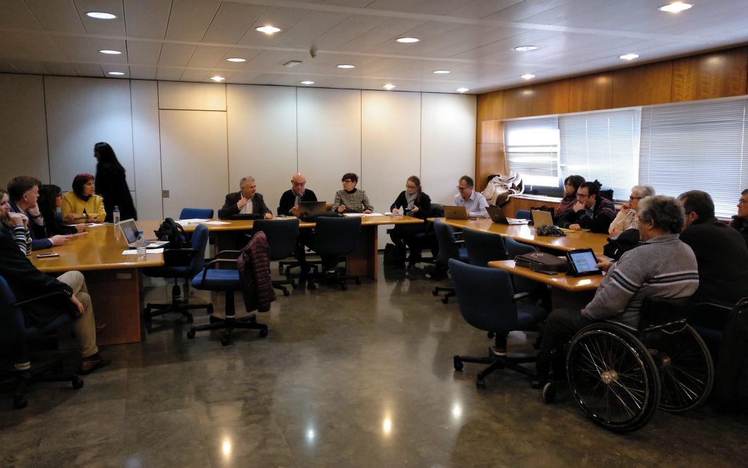 La Plataforma del Tercer Sector muestra su preocupación por el retraso en el pago de las ayudas del IRPF que afecta a cerca de 200 entidades sociales en la C.Valenciana