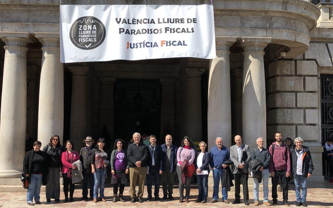 EAPN CV con la Campanya per una Justícia Fiscal reclama tolerancia cero con los paraísos fiscales