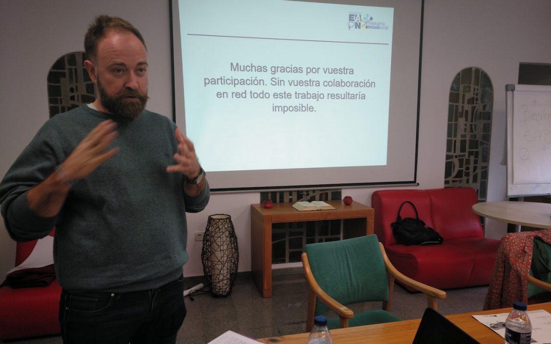 La Associació Àmbit y el Col·legi Oficial de Treball Social de València ingresan en la EAPN CV