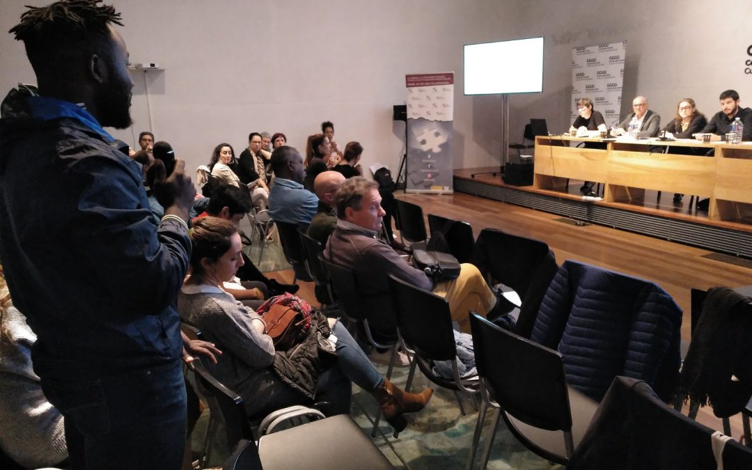 Cerca de 2000 personas participaron del medio centenar de actividades realizadas por EAPN en la C.Valenciana durante 2019