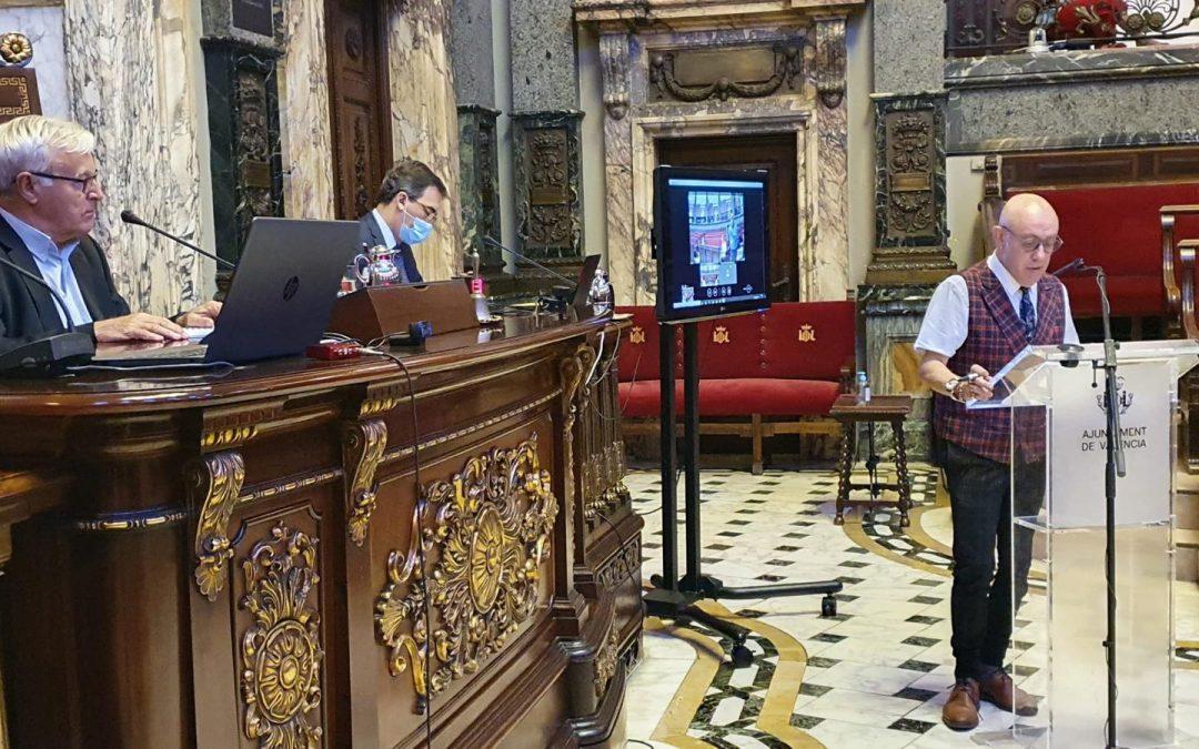 El Tercer Sector pide ser considerado agente social esencial en la reconstrucción de València tras la COVID-19