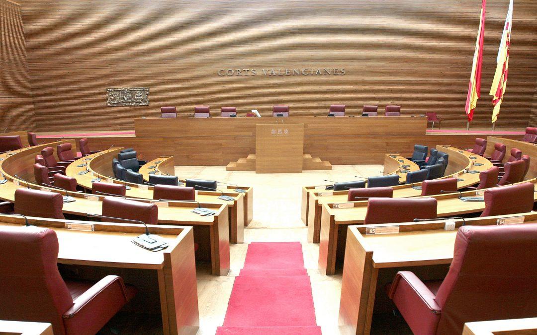 EAPN CV comparece en la comisión de reconstrucción social de Les Corts