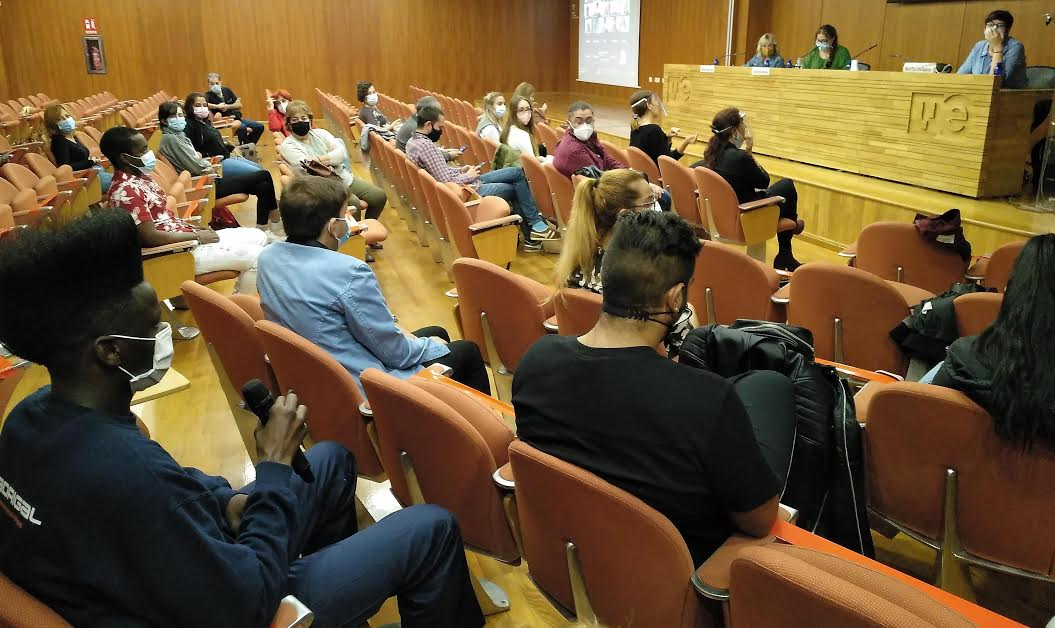 Cerca de 1300 personas han participado de las más de 70 actividades realizadas por la EAPN en la C.Valenciana durante 2020