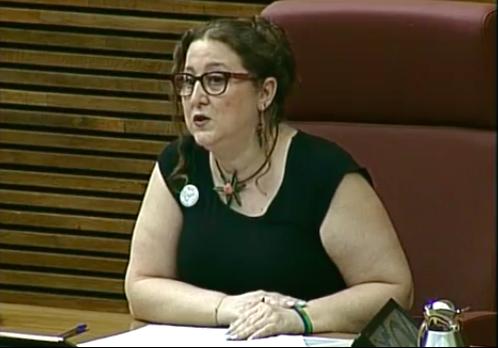 Lola Fernández Rodríguez, reelegida presidenta de la EAPN Comunitat Valenciana