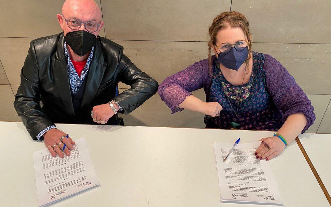 La EAPN CV y el CERMI CV firman un acuerdo para promover una mejor gobernanza en la gestión de los fondos europeos para la Comunitat Valenciana